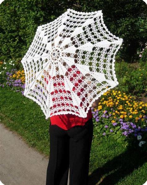 pattern crochet umbrella 17 best images about crocheted parasols on pinterest