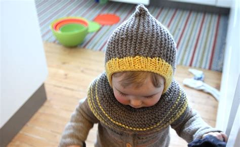 pickles knitting cool kid hooded hat pickles free pattern knitting