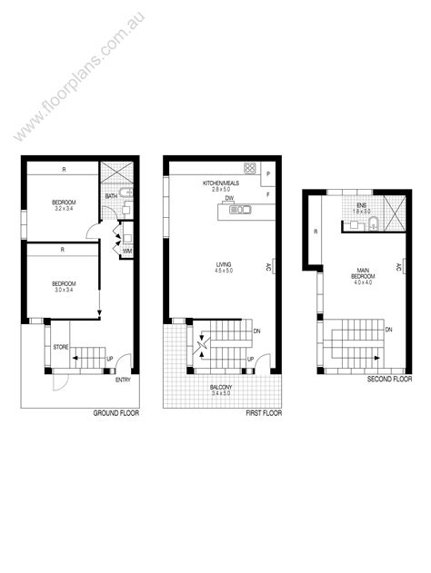 typical house floor plan dimensions floorplan dimensions floor plan and site plan sles