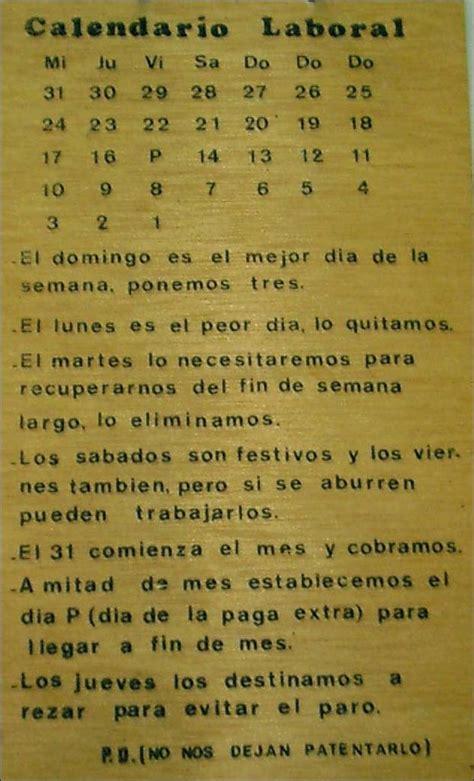 Calendario Laboral 2005 Recogedor Diciembre 2005