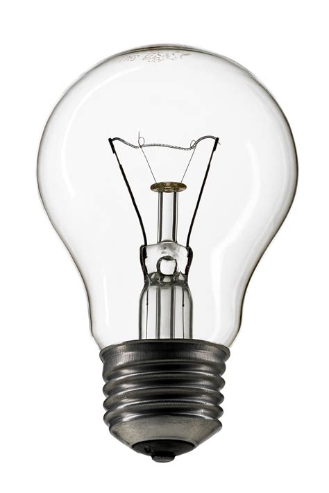 Light Bulb Brightness by Lightbulb Normal Is
