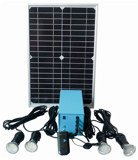 China Portable Solar Home Light System China Solar Solar Light System