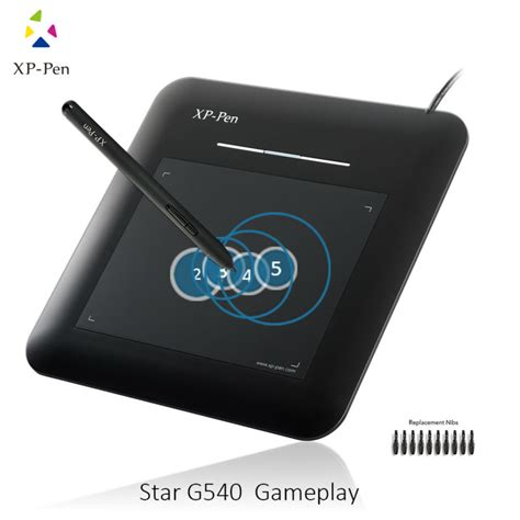 Xp Pen G430 Graphic Tablet For Drawing And Osu White pressure pad sensor reviews shopping pressure pad