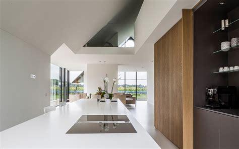 modern countryside villa  maas architecten