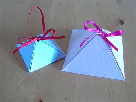 How Do You Make Paper - diy paper containers invitations ideas