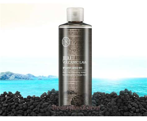Harga Water Jeju Orange By The Shop box korea the shop jeju volcanic lava clay