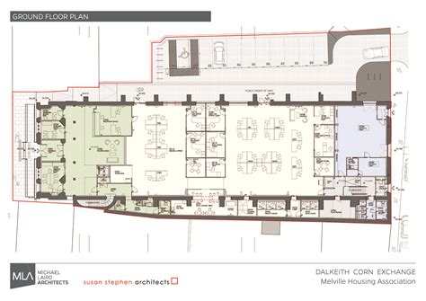 layout plan dalkeith corn exchange latest layout plans for the