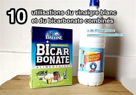 Nettoyer Machine à Laver Vinaigre Bicarbonate by Bicarbonate De Soude Et Vinaigre Blanc Pour Le Sol