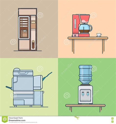 Rolex Coffie Sosweet Color Fashion vending coffee snack and water is a machine vector illustration cartoondealer 23056420