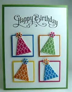 simple birthday card ideas happy birthday i sted that