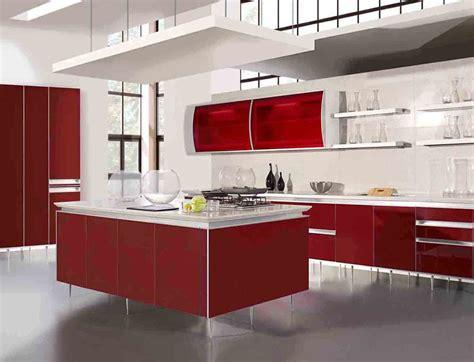 Casa China Blanca by Dise 241 O De Cocinas Integrales Modernas