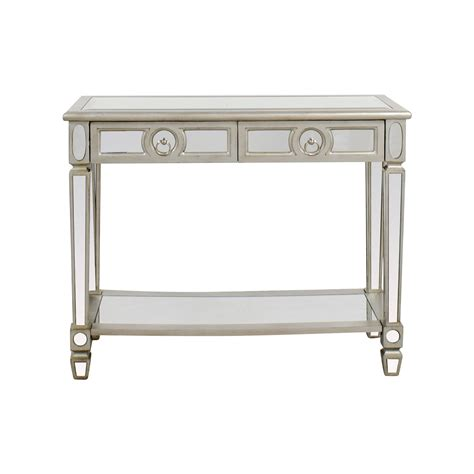 Mirrored Sofa Table Furniture by Buy Second End Tables