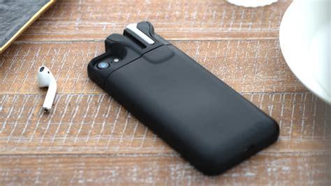 Le créateur de la Pebble lance une coque pour iPhone capable de charger les Airpods   Belgium iPhone