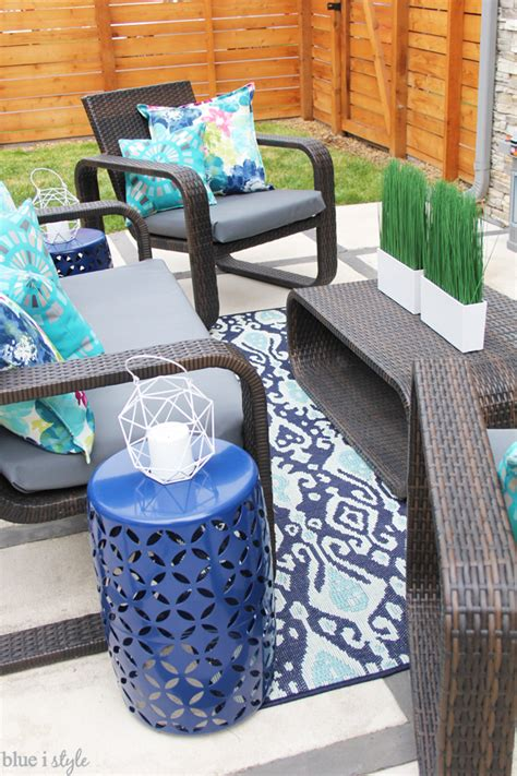 reupholster patio furniture cushions diy with style the no sew way to reupholster outdoor