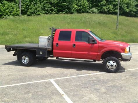 transmission control 2001 ford f350 regenerative braking purchase used 2001 ford f350 diesel 6 speed manual dually flatbed 4x4 in fredericktown ohio