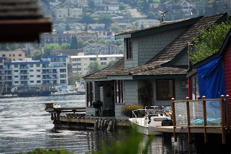 sleepless in seattle houseboat seattle afloat seattle houseboats floating homes live
