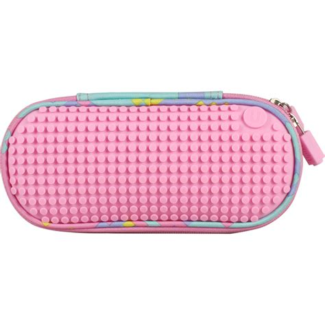 Mikado Tenta Pixel Foldable Shopping Bag Pink upixel premium pencil pink wallets brands