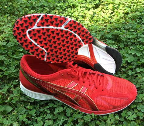 asics shoes flat asics tartherzeal 3 review a grippy flat built for speed