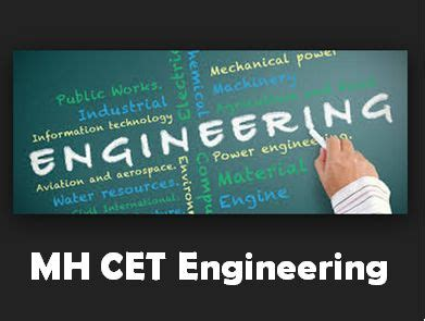 Mh Cet Cut 2016 Mba by Mh Cet Engineering 2016 From Next Year Getentrance