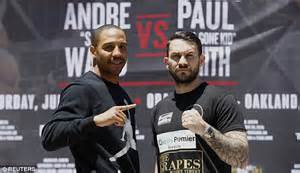 Smith Returns To Us To Fight For Millions by Carl Froch Blasts Boring And Unknown Andre Ward As Being