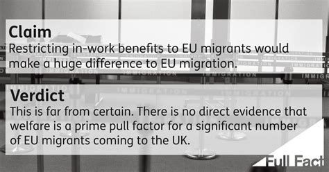 evidence that demands a verdict anglicized changing for a sceptical world books would restricting in work benefits to eu migrants reduce