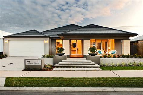 Ranch Style Home Interior Design dale alcock display ellenbrook