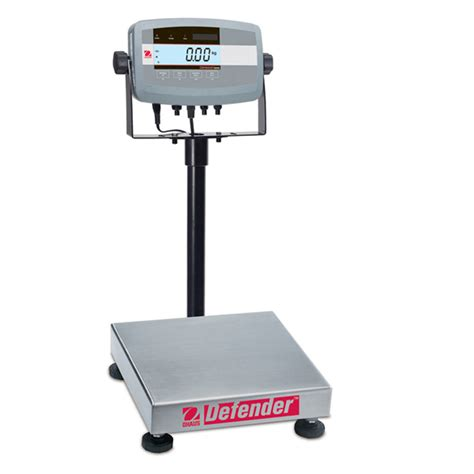 ohaus bench scales ohaus d51p10qr1 defender 5000 standard square precision