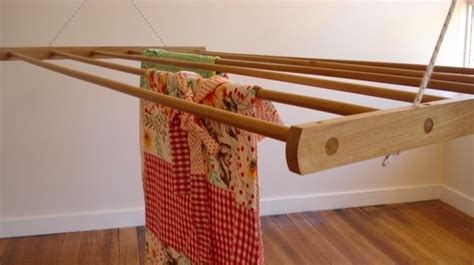Ceiling Laundry Rack by Jeri S Organizing Decluttering News Drying The Laundry Inside Drying Racks Part 2