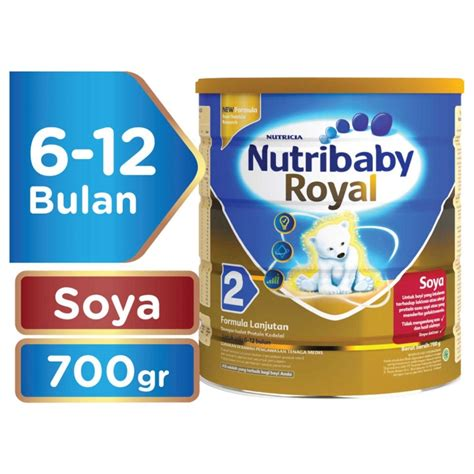 Nutribaby Royal Soya 2 nutribaby royal soya 2 700gr tin