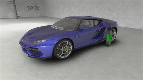 Lamborghini Hybrid Car Lamborghini S In Hybrid Concept Luxury