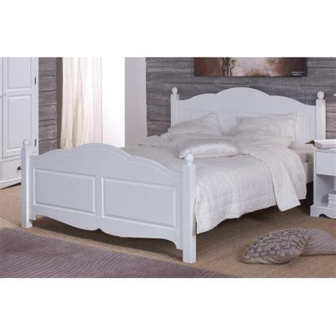 lit deux places conforama lit blanc 2 places 160 x 200 avec sommier ebac beaux