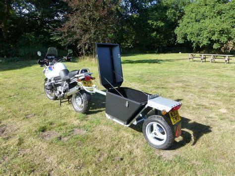 Motorrad Anh Nger Ziehen mono trailmax trailer open remolques