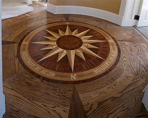 Kitchen Backsplash Medallion by Flooring