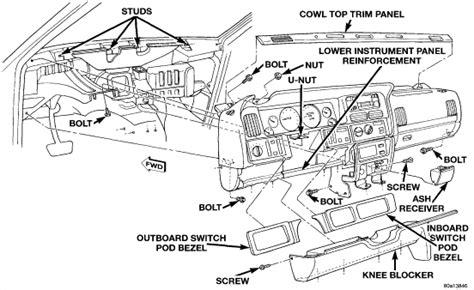 vent control      parts diagram showing