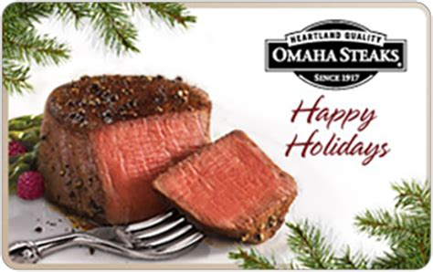 Omaha Steaks E Gift Card - omaha steaks gift card gift ftempo