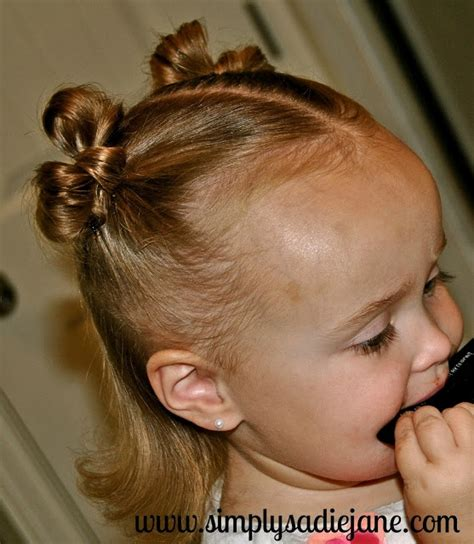 how to have a neat hairstyle with baby fine hair cool hairstyles for kids life n fashion