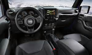 Dashboard Jeep Wrangler 2015 Jeep Rumors Autos Post