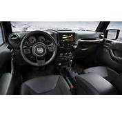 2016 Jeep Wrangler Backcountry Dashboard  The News Wheel