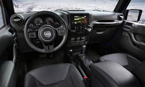 Dashboard Jeep Wrangler Jeep Truck Rumors Html Autos Weblog