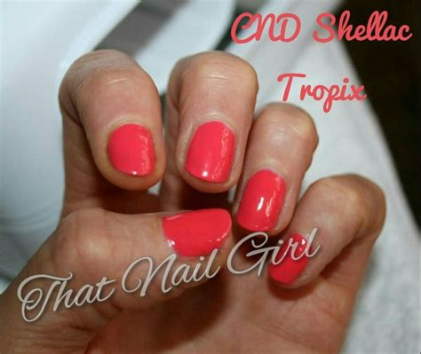 most popular shellac colors my most popular summer 14 colour cnd shellac in tropix