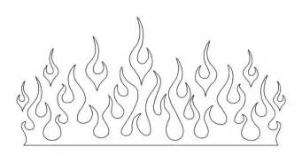 flames template monokote designs