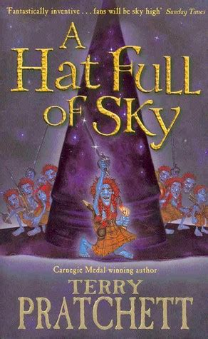 a sky of books a hat of sky discworld 32 aching 2 by
