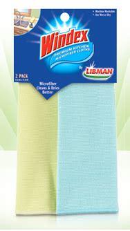 Windex To Clean Microfiber by Windex Microfiber Cloth