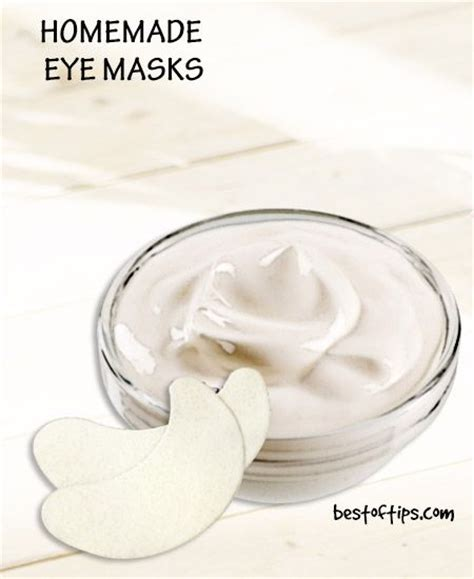 soothing eye masks for circles and