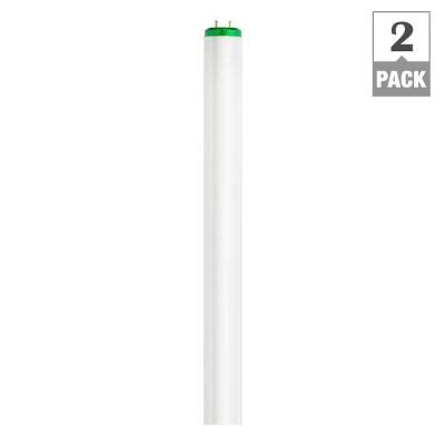 Lu Neon Philips 40 Watt Philips 4 Ft T12 40 Watt Cool White Supreme Linear Fluorescent Alto Light Bulb 2 Pack 422816