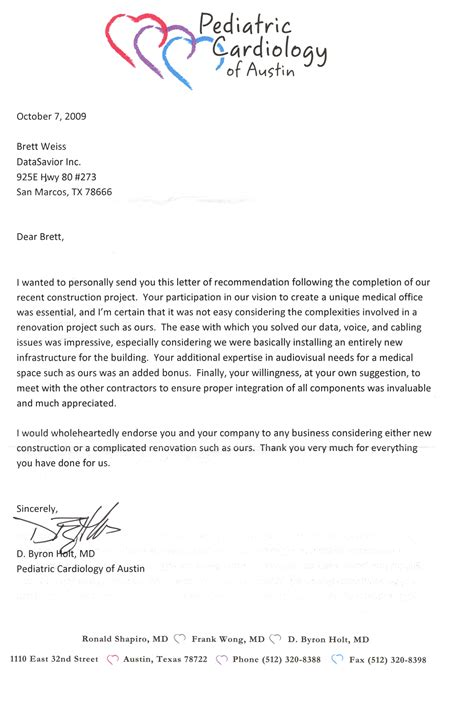 Recommendation Letter For Completion 6 Best Images Of Construction Project Completion Letter Sle Work Completion Certificate