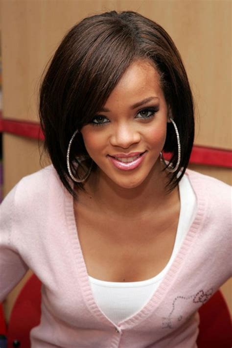 picture of shoulder length hair on african american women medium length haircuts black women