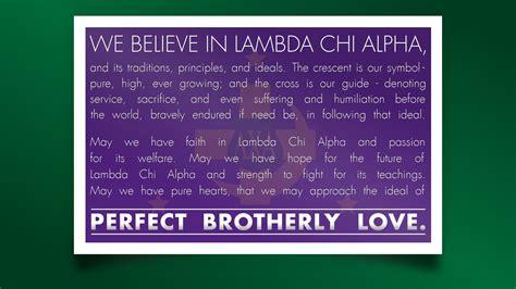 Lambda Chi Alpha Officer Portal lambda chi alpha lambda chi alpha
