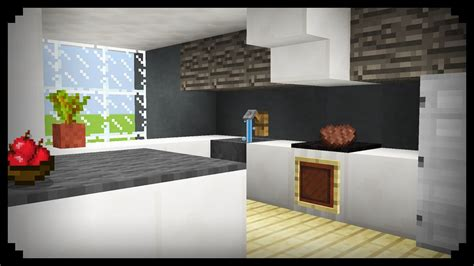 Kitchen Minecraft by Minecraft How To Make A Kitchen Youtube