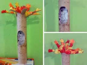 Kids paper towel roll fall tree craft slqwxq6l nourish the planet